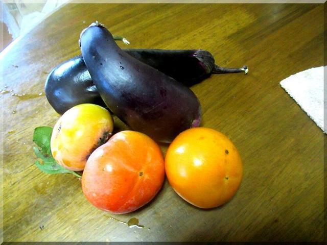 茄子&柿.jpg